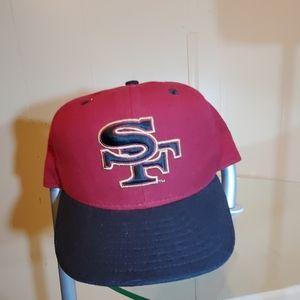 NFL San Francisco 49er's Hat
